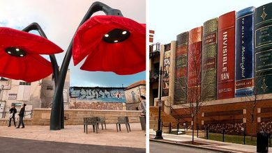 Photo of 16 Urban Design Projects Capable Of Making The Most Anonymous Urban Spaces Unique.