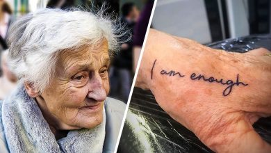 Photo of 16 Heartwarming Tattoos Inspired By Cute Stories.