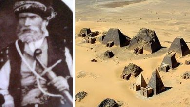 Photo of He Demolished More Than 40 Pyramids In Search Of Treasures. The Incredible Story Of Giuseppe Ferlini