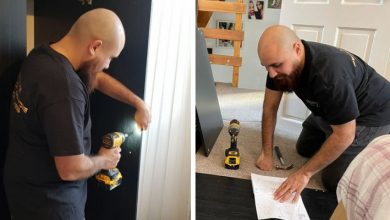 Photo of Man Loses His Job, Makes A Living Assembling Ikea Furniture Bought By Others