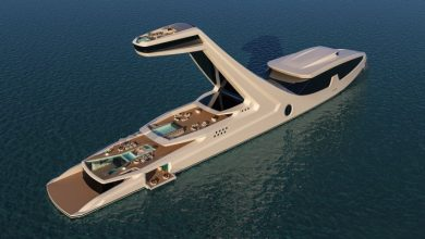Photo of This Raised Cabin Super-yacht Is A True Floating Paradise Of Luxury And Comfort.