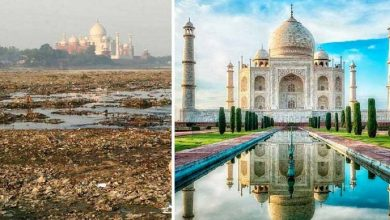 Photo of 15 Incredible Places In Their Real Environment.