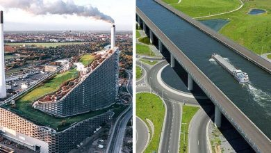 Photo of 16 Amazing Infrastructures That Deserve An Award For Their Practicality And Originality.