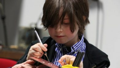 Photo of A Child Prodigy: At Only 11 Years Old, He Obtained A Degree In Physics, With Honors.
