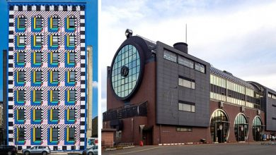 Photo of 17 Examples Of Bizarre Buildings You Can't Help But Stop By.