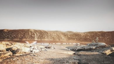 Photo of Nüwa: The First City On Mars Will Be Sustainable And Will Be Able To Accommodate 1 Million People.