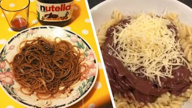 Photo of Nutella Pasta: The Bizarre Mixture That Has Become A Real Trend On The Web.