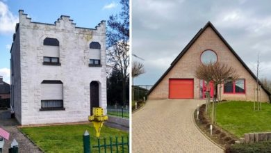 Photo of This Instagram Page Shares The Strangest Houses In Belgium: 15 Examples Full Of Personality.