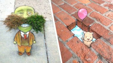 Photo of This Artist Brings The Streets Of Cities To Life By Drawing Characters And Scenes That Make You Dream.